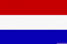 NETHERLANDS (HOLLAND) - 8 X 5 FLAG